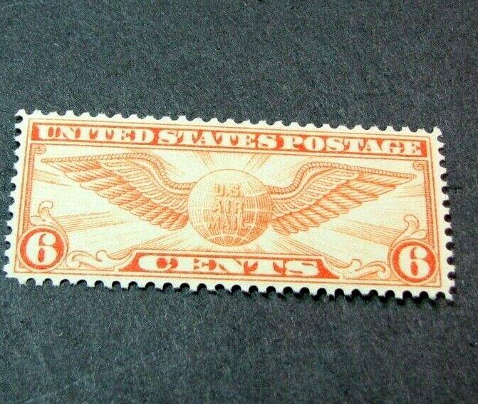 US Stamps Scott# C19 Winged Clobe 1934 MLH H13