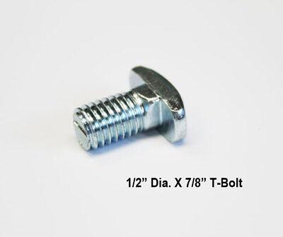 20 New Unarco T-bolt Pallet Rack Beam Hardware Whiz Nut 12 Bolt 12 X 78l