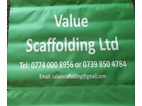 Value Scaffolding LTD (NO VAT)