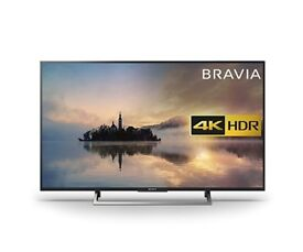 New Sony Bravia XE83 55inch Android Smart
