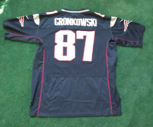 hot sale online 0ff65 a7b52 New England Patriots Jersey | Kijiji in Alberta. - Buy, Sell ...