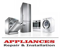 FIX YOUR APPLIANCE  // FRIDGE  WASHER  DRYER  DISHWASHER  OVEN