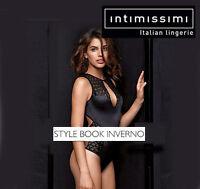23278acfe INTIMISSIMI BOOK catalog catalogo winter inverno lingerie intimo easy  knitwear