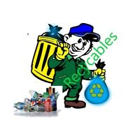 Refundable Recycables FREE Pick-up Service