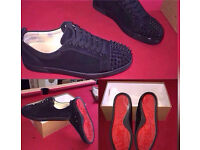 Louboutins lowtops 7/8/9
