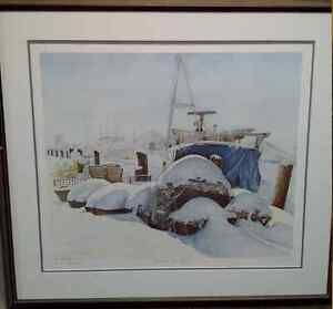 Mary Rose Sanderson  - Print - Artist Proof