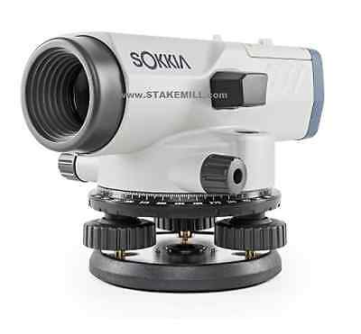 Sokkia B40a Automatic Level 24x Magnification 2017 Redesigned Model