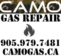 Gas Fireplace Repair & Furnace service