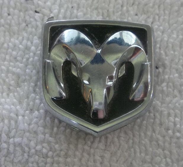 2005 Dodge durango. caravan, magnum Horn Pad Emblem Chrome  Steering Wheel Badge