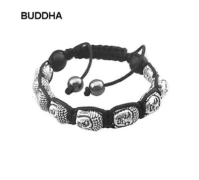 316L Surgical Stainless Steel Shambala Bracelets 316l Surgical Steel Material