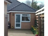 New detached bungalow which sleeps 4