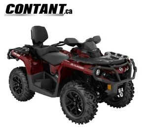 2018 VTT Can-Am Outlander MAX Outlander MAX XT 650