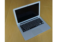 "MacBook Air 13"" - Mid 2011 - i5 - 1.7GHz - 4gb RAM - 128gb SSD - Receipt & Warranty"