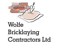 Bricklayers Wanted in Tonbridge, Haywards Heath & Crawley