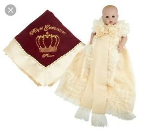 Royal Baby Adora Doll, Prince George Keepsake, With Certificate