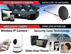 Sales/Service/Installation : CCTV Camera, Intercom, Alarm, Solar Mays Hill Parramatta Area Preview