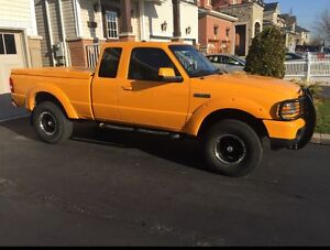 2008 ranger Low Km with extras!!
