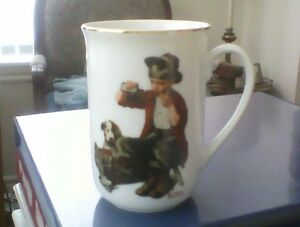 Norman Rockwell Mug - Bedside Manner