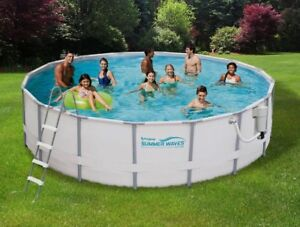 Wanted:  15 to 18 foot above ground pool
