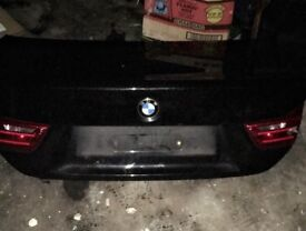 Bmw 4 series 2016 gran coupe boot lid