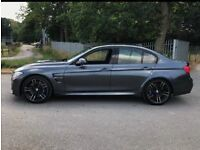 2015 BMW M3 3,0 Saloon 4dr Petrol M DCT 1 owner