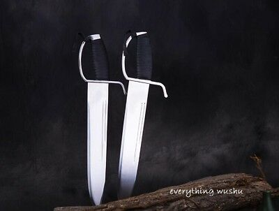 Wing Chun Butterfly Knives Bart Cham Dao Wing Chun Butterfly Swords