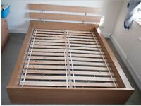 Ikea Hopen double bed - with free delivery
