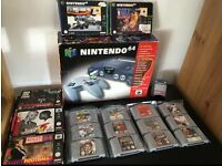 Nintendo 64 retro bundle