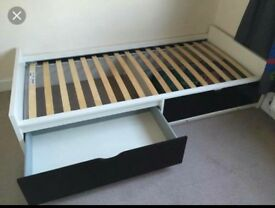 Ikea Flaxa single or day bed