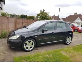 Peugeot 307 2.0hdi 110 BREAKING FOR PARTS