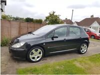Peugeot 307 2.0 hdi BREAKING FOR PARTS ONLY