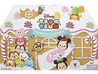 Tsum Tsum Disney Countdown to Christmas Advent Calendar [2016] NEW, Santa Mickey
