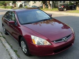 Honda Accord 2005 very very clean Accident free