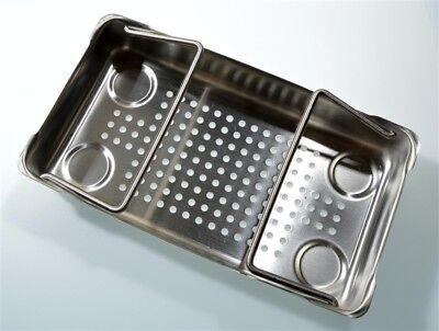 Stainless Sterilization Basket Tray Autoclave