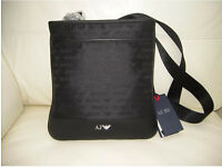 Armani messenger bag authentic