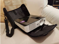 Benq MX61S Projector with free screen
