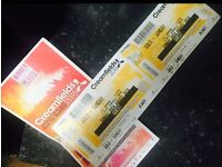 Creamfields 2016 2x Sunday Gold Tickets