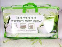 Memory foam pillow . Brand new