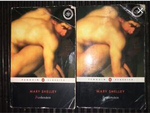 VCE: Mary Shelley - Frankenstein (x2)