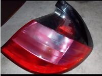 mercedes w203 coupe rear lights