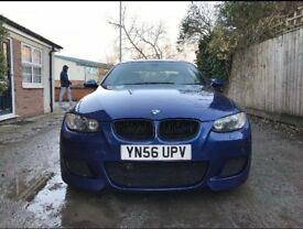BMW 335D Auto Vogue Blue. 10 months MOT.