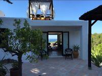 Beautiful Sea View Villa in Ibiza
