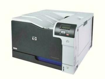 A3 Kleuren laser printer Refurbished Garantie HP CP5225