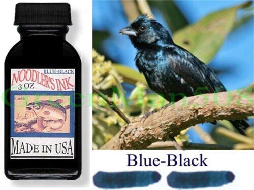 Noodler's Blue-Black Ink Bullet Proof 3 oz   #19014
