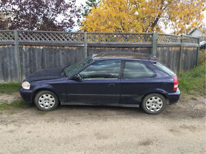 1999 Honda Civic hatch back DX