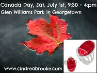 Celebrate Canada Day in Glen William Park, Sat. July 1