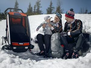 2018 THULE Child Trailers (Sport, Cross, Lite and Cheetah XT)