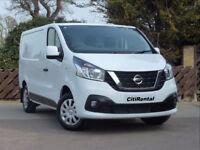 £190/ Week - Self Drive Van Hire , Unlimited Miles