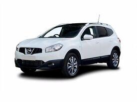 Nissan qashqai+2 2013 7 Seater