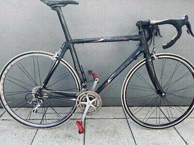 road bike carbon Trigon Campagnolo Chorus
